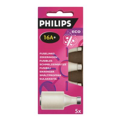 Philips Eco 16A Zekeringen