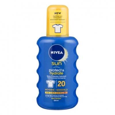 Nivea Sun Sun spray SPF 20