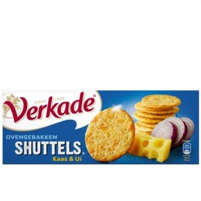 Verkade Shuttles kaas/ ui