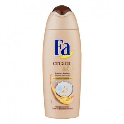 Fa Shower gel cream & oil cacaobutter/cocos