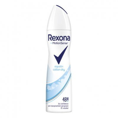 Rexona Deodorant spray women ultra dry cotton