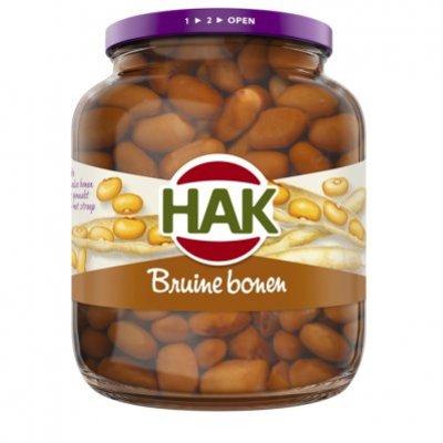 Hak Bruine bonen uit Zeeland