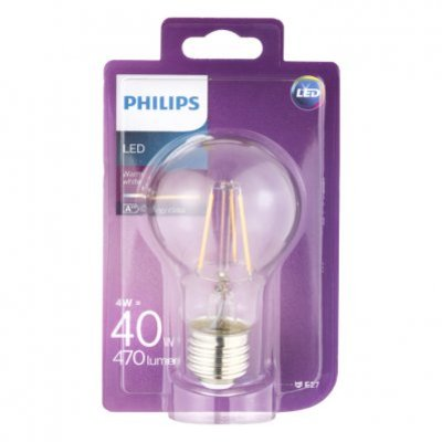 Philips Led classic 40W E27
