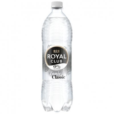 Royal Club Tonic 0% suiker