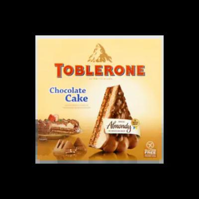 Almondy Toblerone taartje