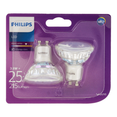 Philips LED spot 25W Gu10