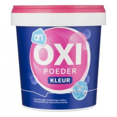 Huismerk Oxi poeder kleur