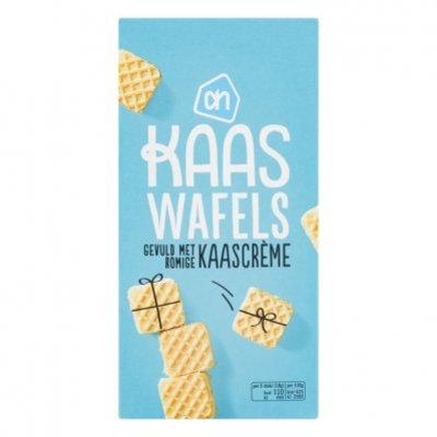 Huismerk Kaaswafels met kaascrème
