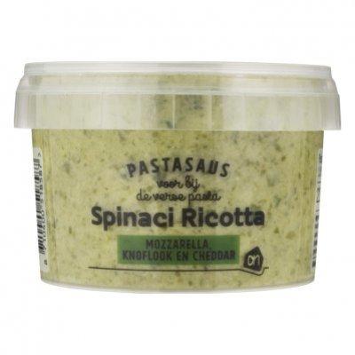 Huismerk Verse pastasaus spinazie-ricotta