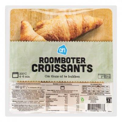 Huismerk Roomboter croissants