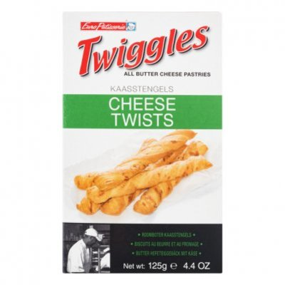 Euro Patisserie Twiggles snack kaas