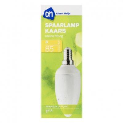 Huismerk Spaarlamp kaars 3W kleine fitting