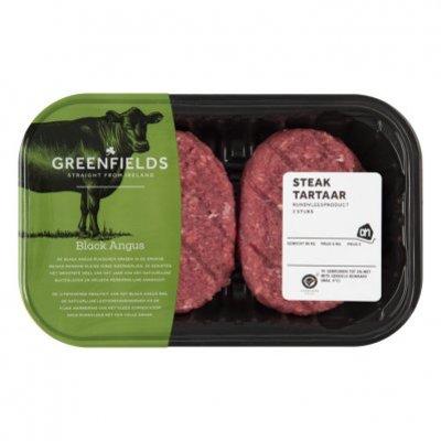 Huismerk Greenfields steak tartaar