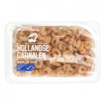 Huismerk Hollandse garnalen