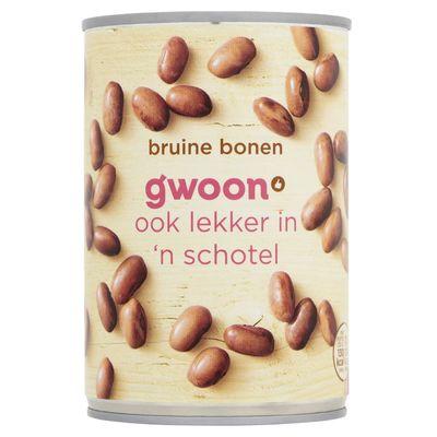 G'woon Bruine Bonen
