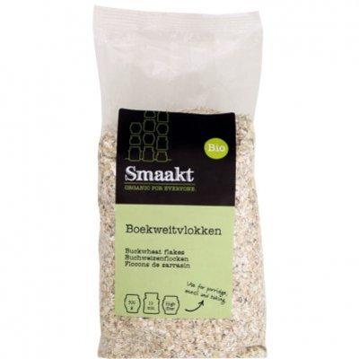 Smaakt Boekweitvlokken biologisch