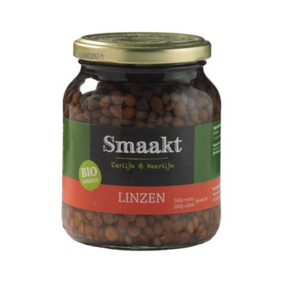 Smaakt Linzen