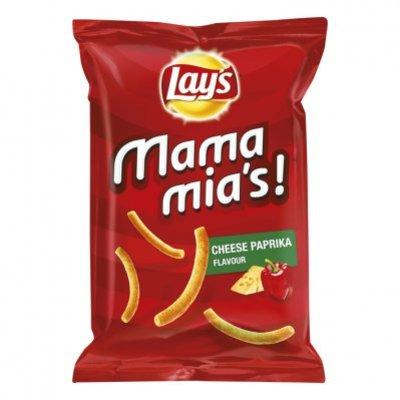 Lay's Mama mia's paprika/ kaas