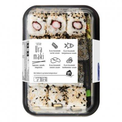 Huismerk Sushi uramaki