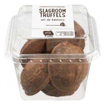 Huismerk Slagroom truffels