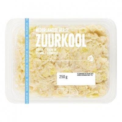 Huismerk Kleintje Nederlandse verse zuurkool