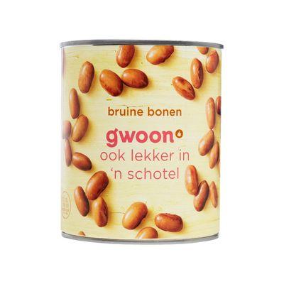 Huismerk Bruine Bonen