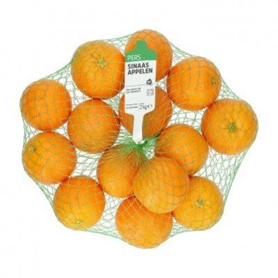 Huismerk Perssinaasappelen