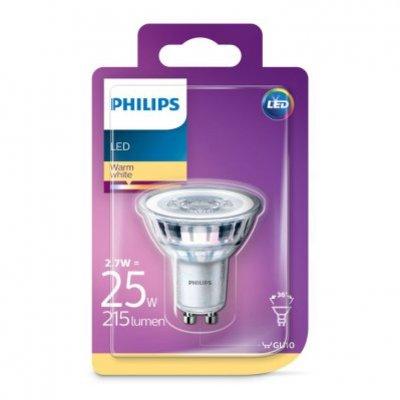 Philips Led warm white GU10 25W 215 lumen