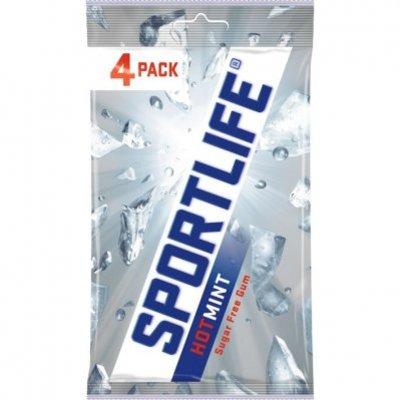 Sportlife Hotmint suikervrij kauwgom