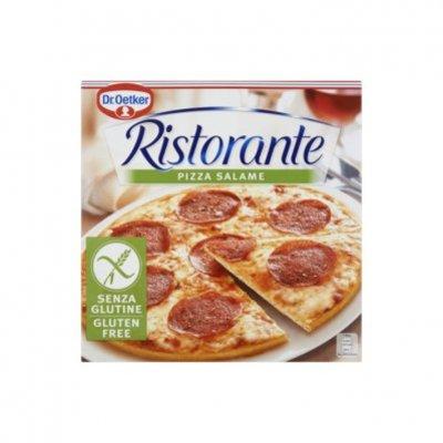 Dr. Oetker Ristorante pizza salami glutenvrij
