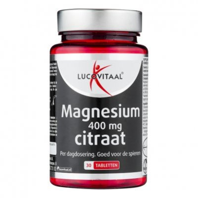 Lucovitaal Magnesium 400 mg citraat