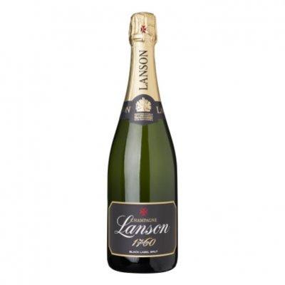 Lanson Champagne black label brut