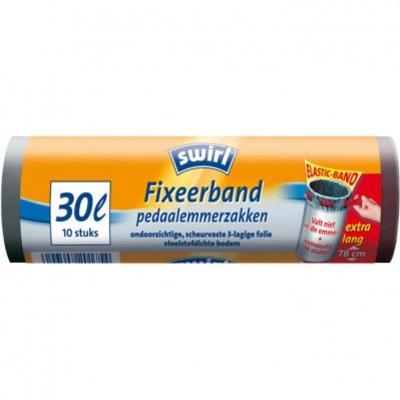 Swirl Afvalzakken fixeerband 30 liter