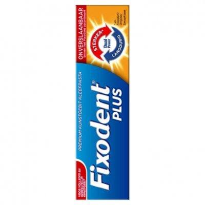 Fixodent Plus dual power premium kleefpasta