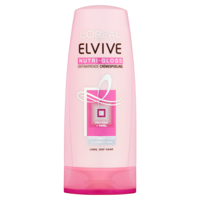 Elvive Conditioner nutri gloss