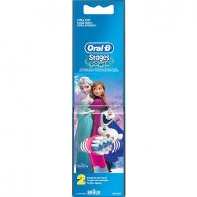 Oral-B Power navuling vitality kids frozen