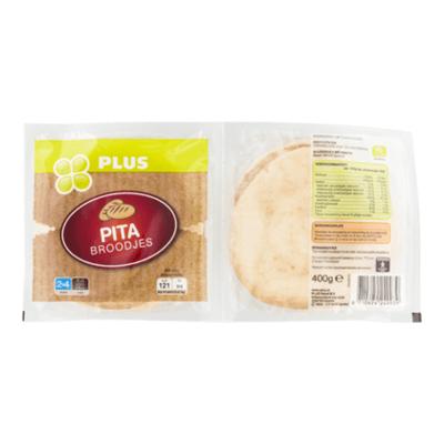 Huismerk Pita broodjes