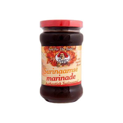 Swiet Moffo Surinaamse Marinade