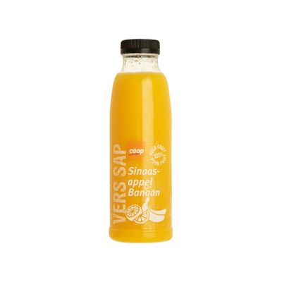 Huismerk Vers Sap Sinaasappel Banaan