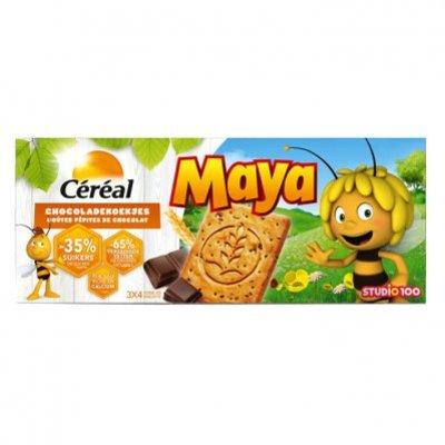 Céréal Maya chocoladekoekjes suikerbewust