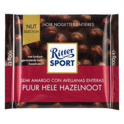 Ritter Sport Nut selection puur-hazelnoot
