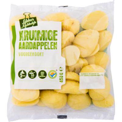 Lekker makkelijk Gekookte aardappelen kruimig