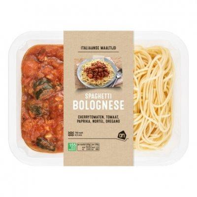 Huismerk Spaghetti bolognese