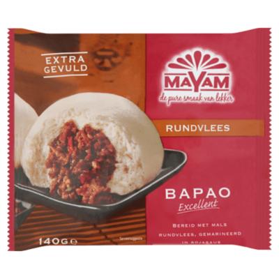 Mayam Broodje bapao rundvlees