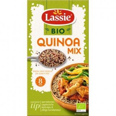 Lassie Quinoa 3 kleuren biologisch