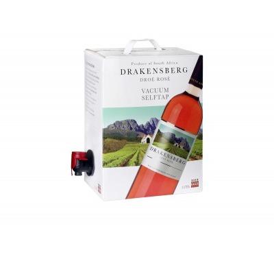 Drakensberg Rosé bag in box