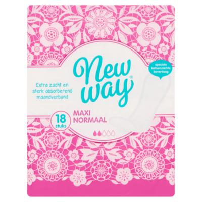 New Way Maandverband maxi normaal