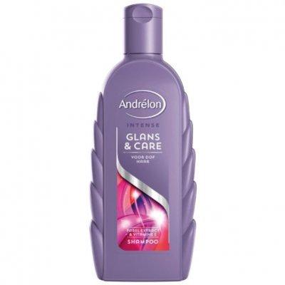 Andrélon Intense shampoo glans & care