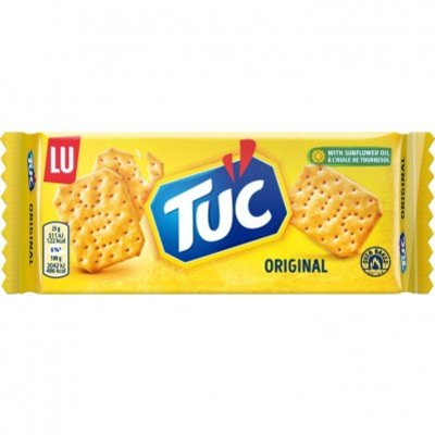 LU Tuc crackers naturel