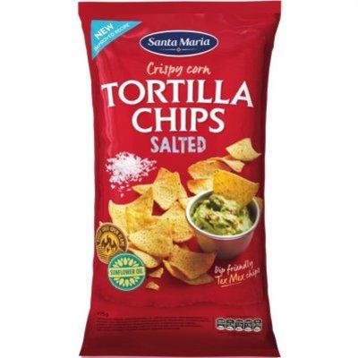 Santa Maria Tortilla chips salted